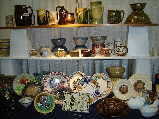 Antiques by Ginny, jfromanski@charter.net