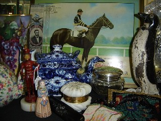 Hunter's Lake Antiques, e-mail: jaz4@earthlink.net