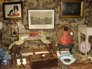Rock Step Antiques, Phone: (608) 588-2701